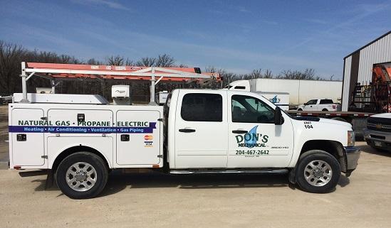 Don's Mechanical Truck